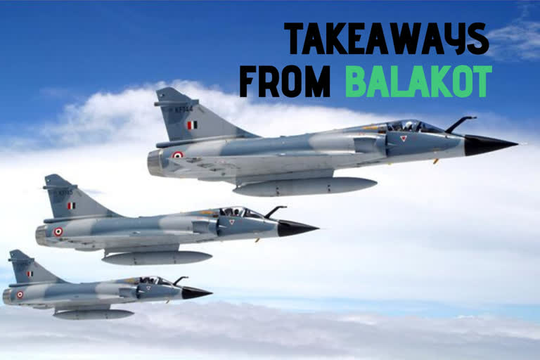 Balakot, a year on: India's achievements and lessons for the future
